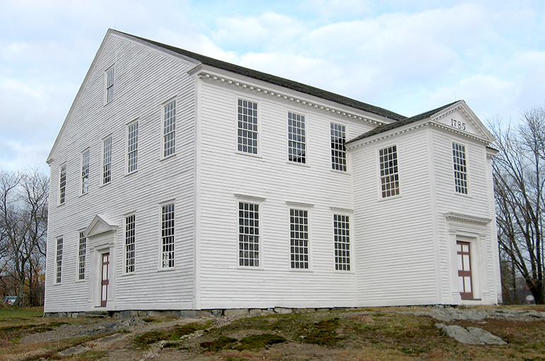 1774 Meeting House, Sandown, New Hampshire