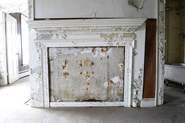 Jacob House-mantel