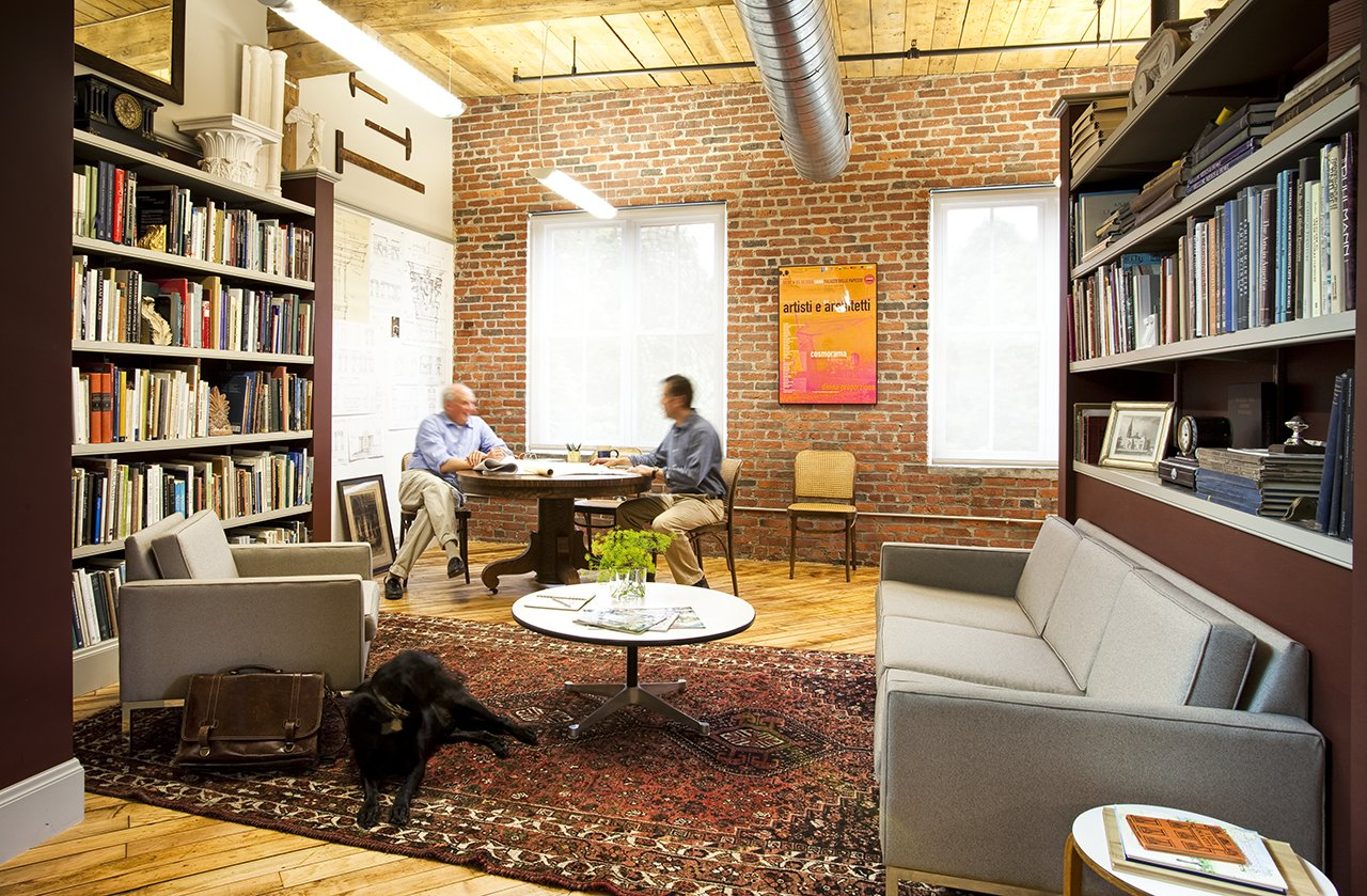 Architect Studio Meetingroom