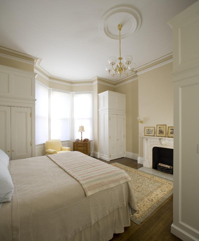 Boston Townhouse, bedroom