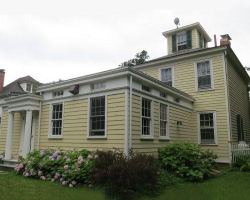 Hudson River House