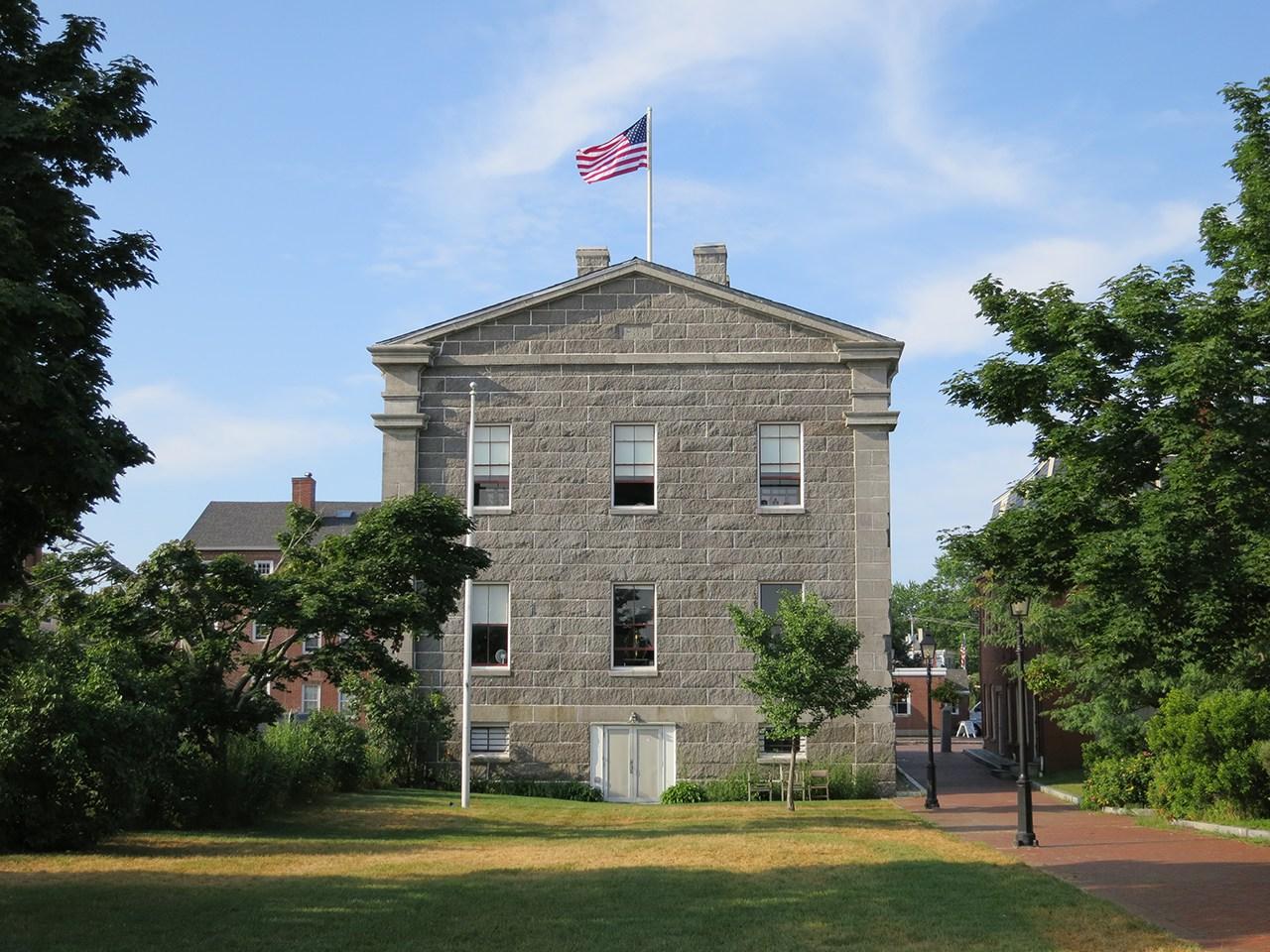 Custom House Maritime Museum, Newburyport, MA