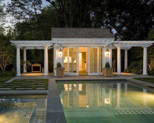 Weston Pool Cabana By Merrimack Design