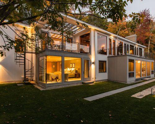 Connecticut Mid-Century Modern Estate