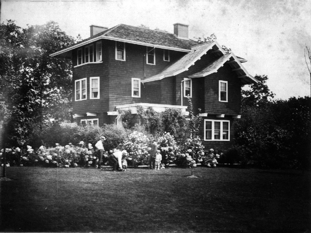 Windy Heath historic home renovated by Merrimack Design